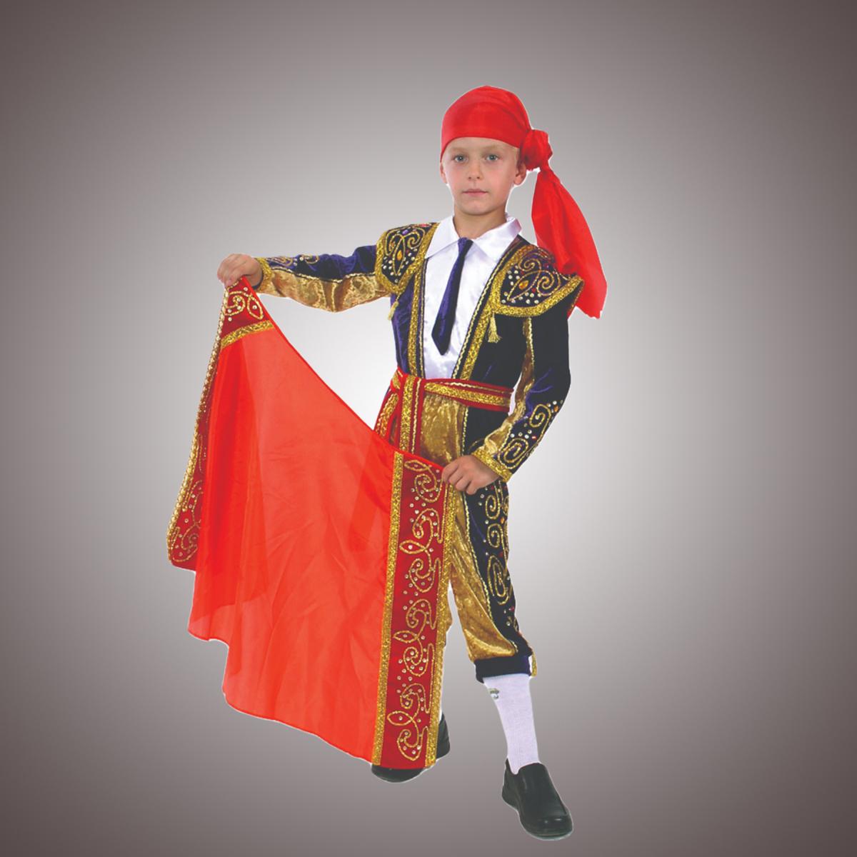 """Карнавальный костюм  """"Тореадор"""""""
