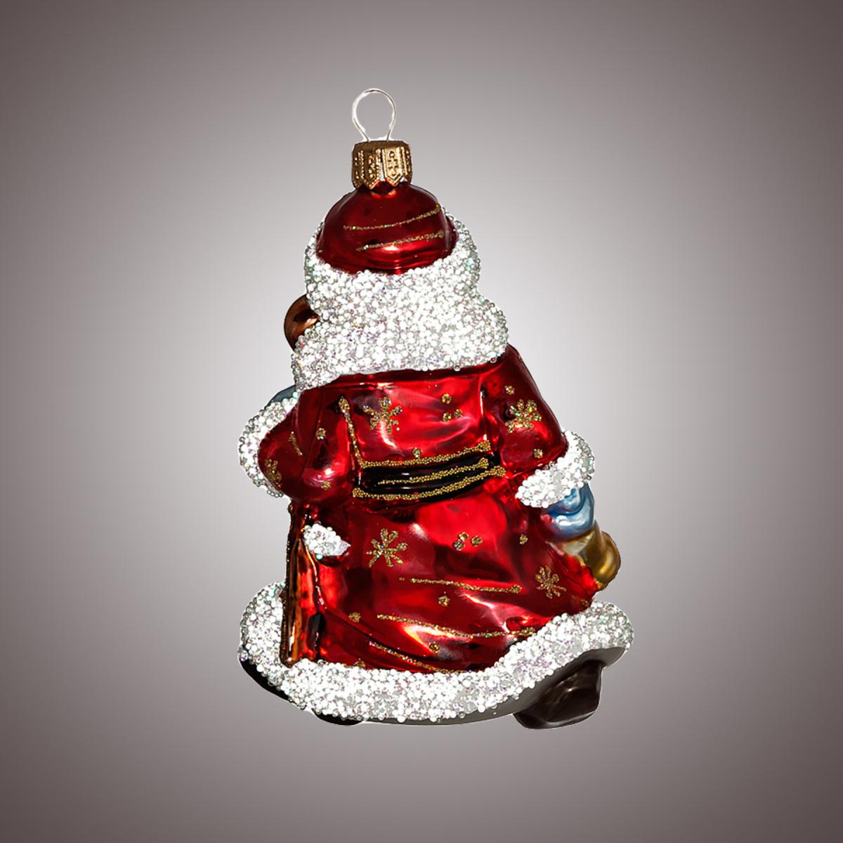 Дед Морозик с колокольчиком