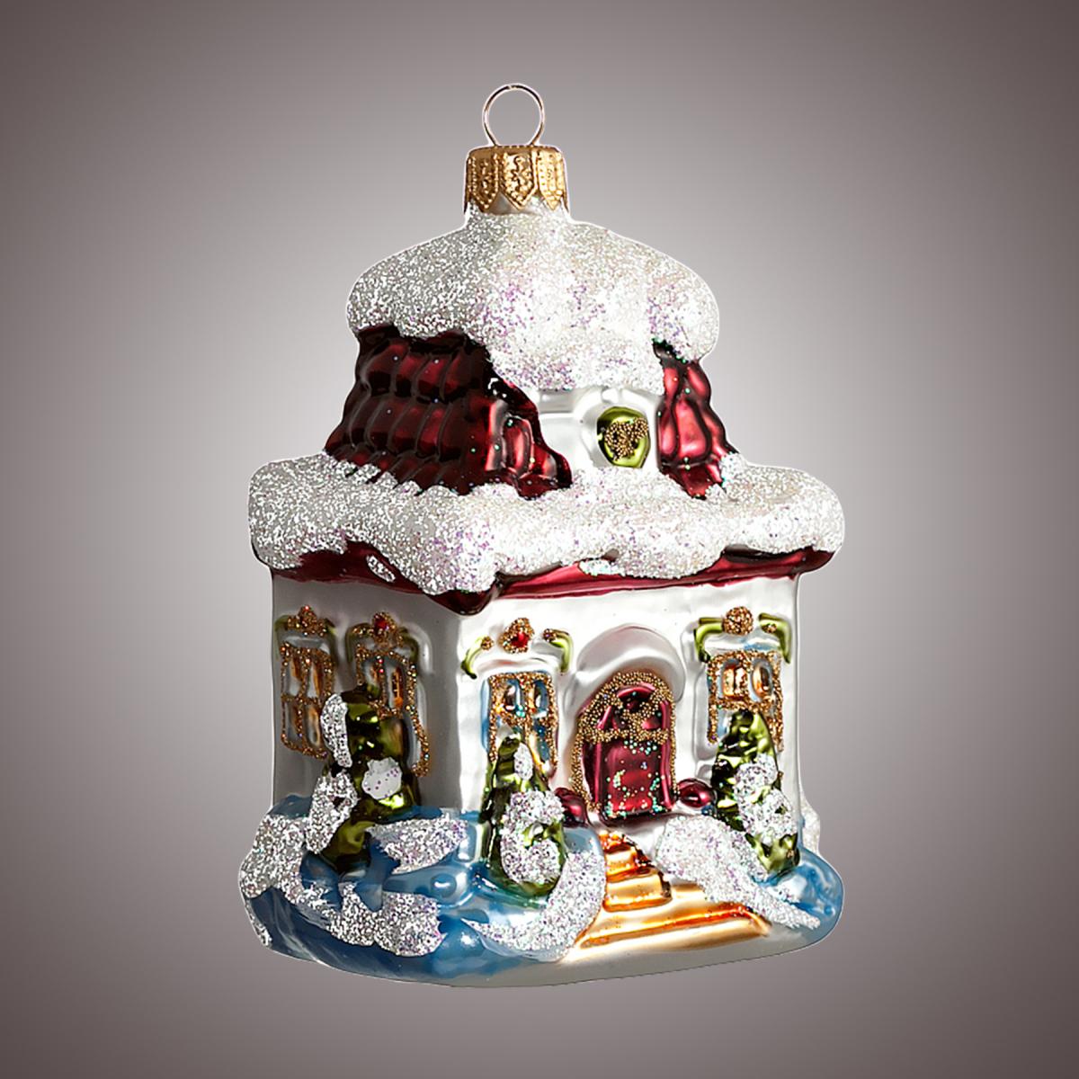 Домик пряничный- медовый