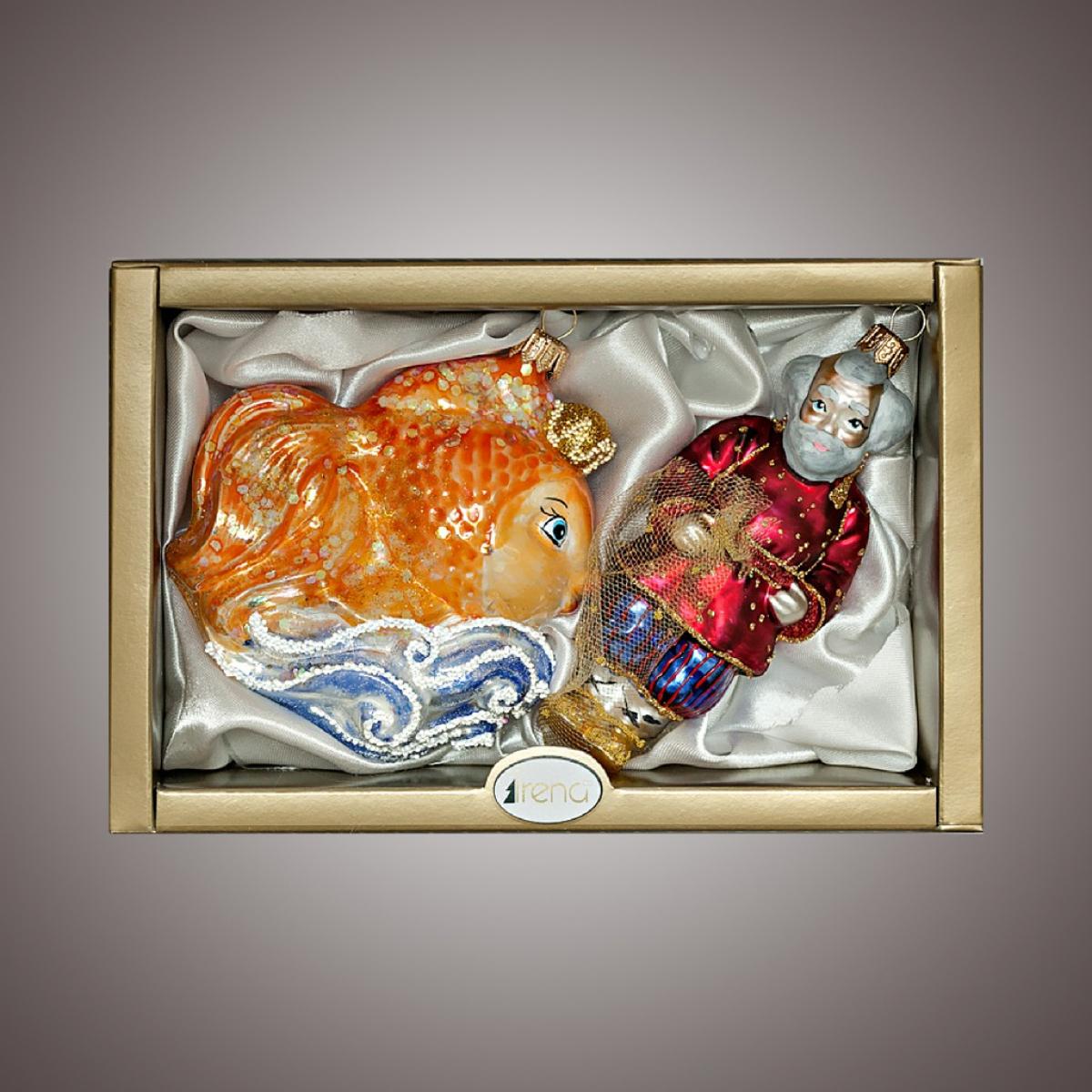 """Набор """"Золотая рыбка и Старик"""""""