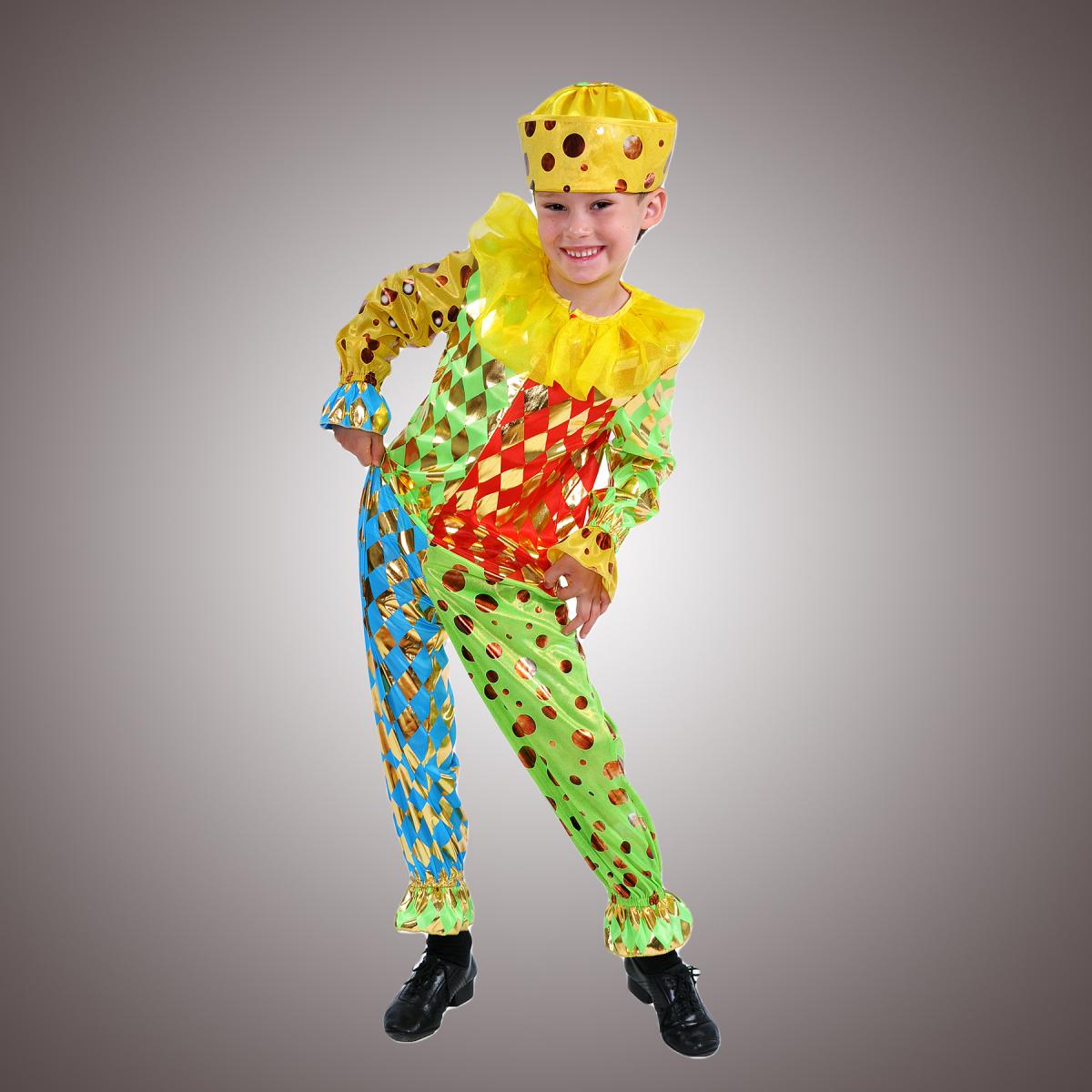 """Карнавальный костюм  """"Клоун"""""""