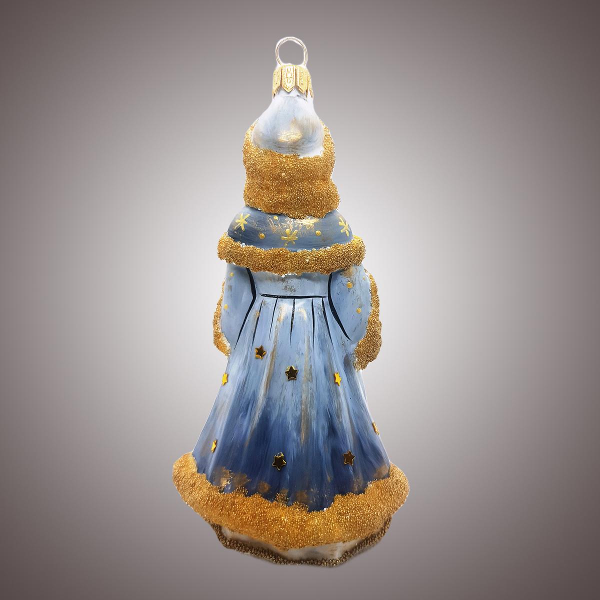 Снегурочка со шкатулкой (винтаж)