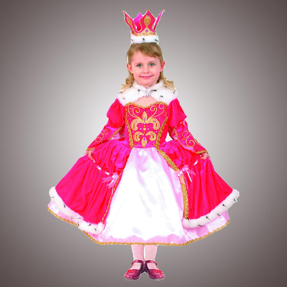 Карнавальный костюм «Королева – кокетка»