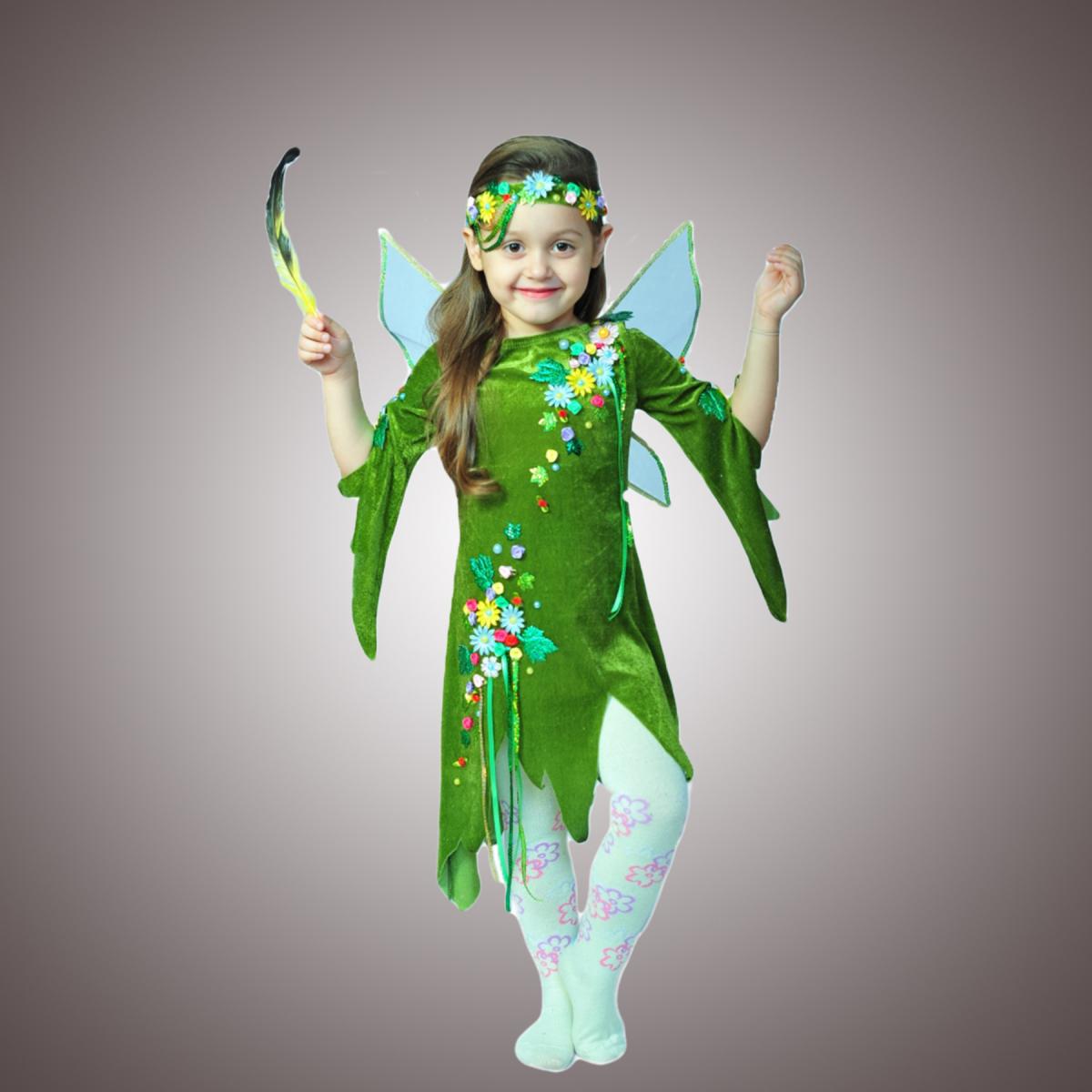 Карнавальный костюм «Весна»